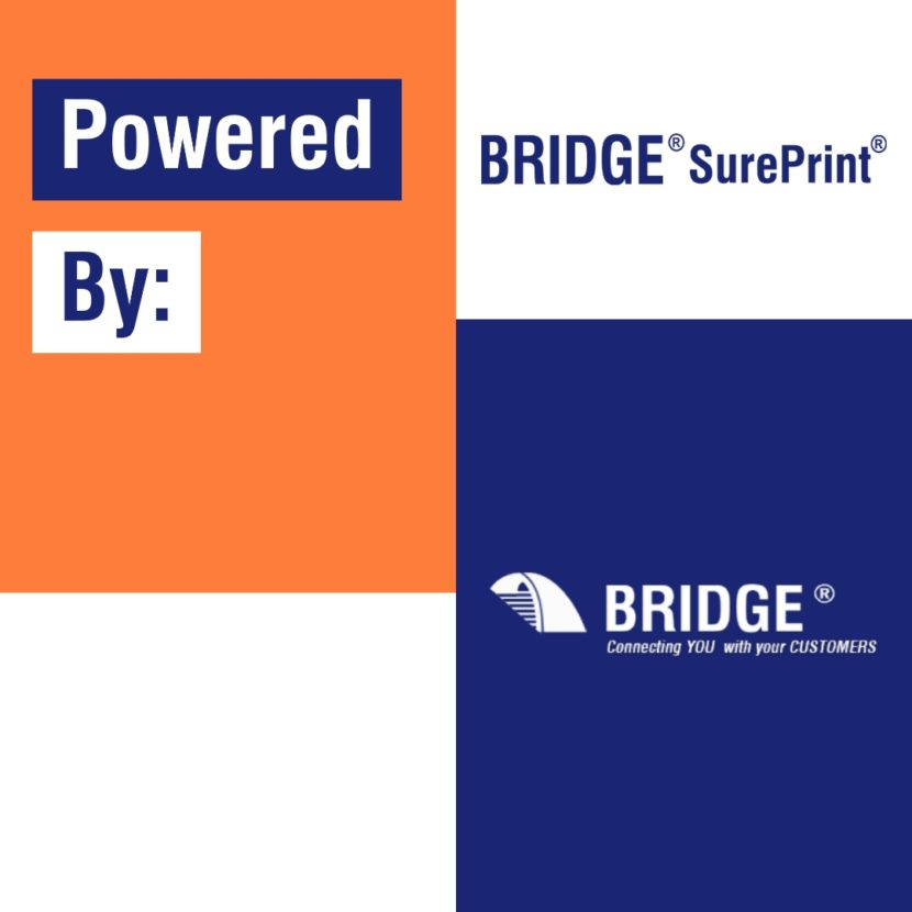 Powered by Bridge #1 SurePrint